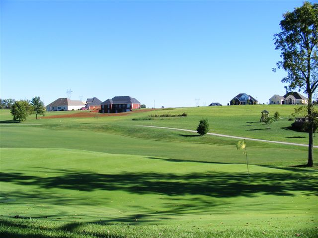 View of Hole Eighteen 2