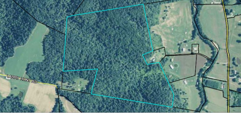 85.35 Acres (+/-) on Clear Creek Road – Raywick