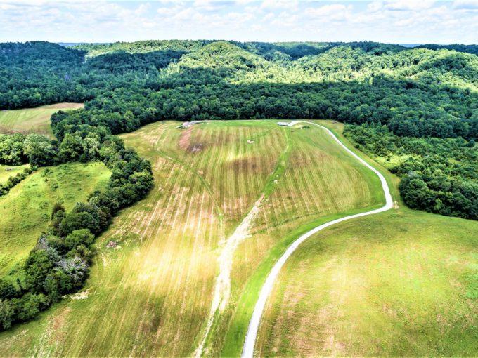 137.04 Acres(+/-) – 3600 Merrimac Road – Taylor County